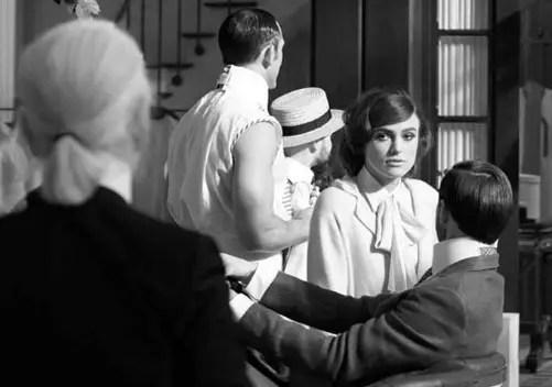 A atriz britânica foi escolhida pelo próprio Karl Lagerfeld