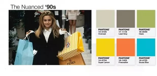 1990 - O movimento grunge e a moda minimalista são destaques da década