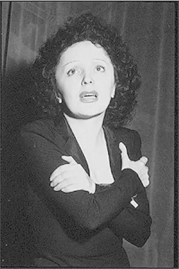 Com sua história trágica, a cantora francesa morreu em Paris, em 1963, aos 47 anos