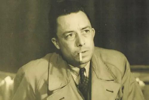 O escritor Albert Camus passou 48 dias no Brasil, em 1949