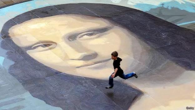 Roubo há mais de um século catapultou obra de Leonardo Da Vinci para a fama mundial