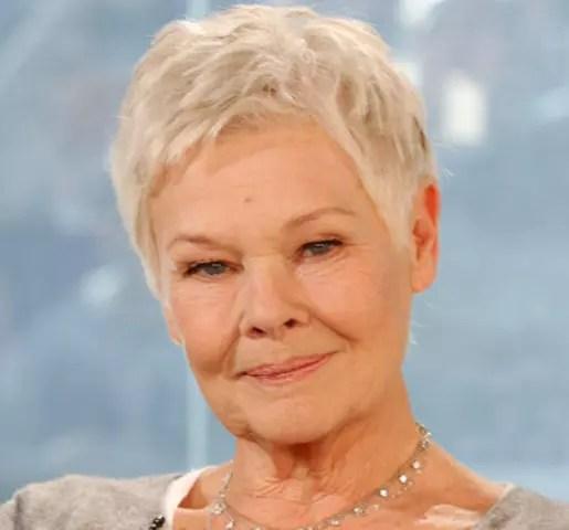 A atriz vai completar 80 anos em dezembro