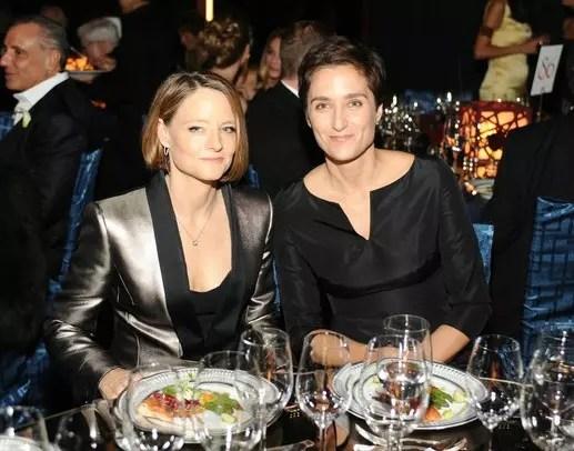 A atriz, 51, e a fotógrafa e também atriz Alexandra Hedison