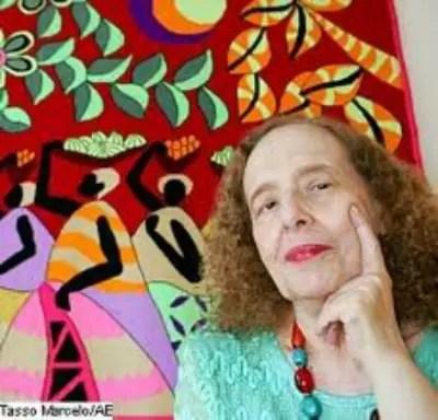 A jornalista e escritora morreu no Rio, aos 83 anos de idade