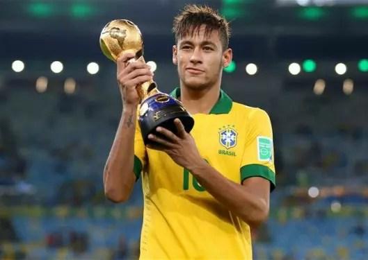 O endeusado camisa número 10 da seleção brasileira