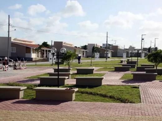 Residecial Cidade Madura foi construído na Paraíba e inaugurado há poucos meses