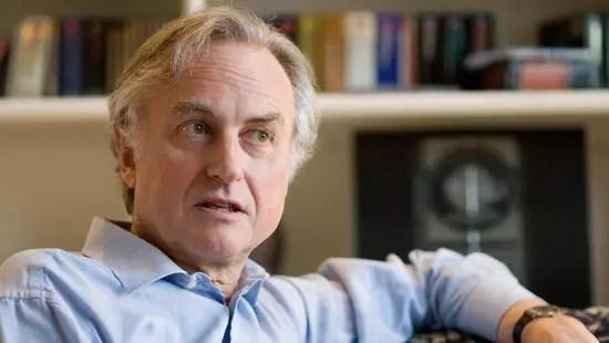 Richard Dawkins, 73, um cientistas  respeitado no mundo inteiro