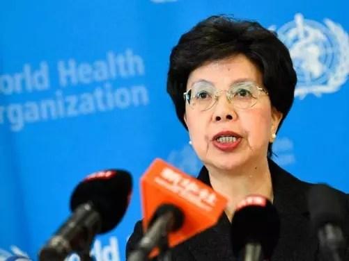 Diretora-geral da OMS, Margaret Chan: emergência pública sanitária internacional.