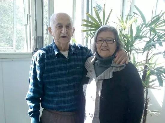 Ele, 89, e ela, 80, morreram com diferença de menos de uma hora um do outro