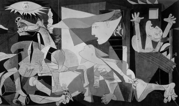 Guernica, a mais célebre obra do mestre espanhol