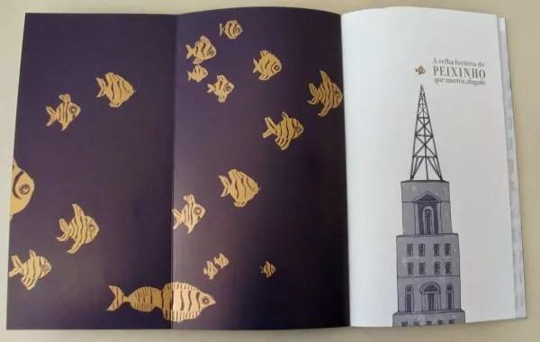 """""""Em termos de ilustrações, o mais bonito dos livros examinados"""""""