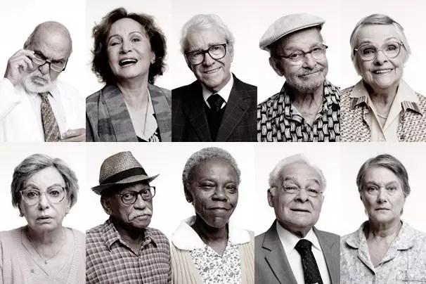 Os Experientes, série de quatro episódios sobre envelhecer mas também sobre se reinventar