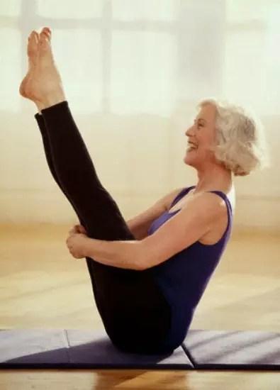 É fundamental fazer exercícios depois de certa idade