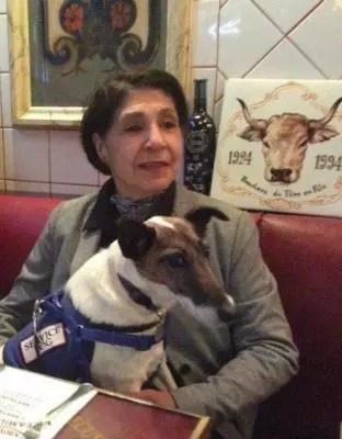 Edna Crepaldi, jornalista brasileira que mora há décadas na Inglaterra