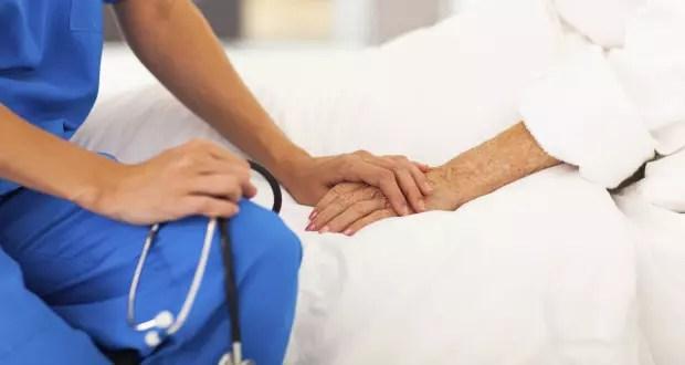 O paciente em cuidados paliativos não necessariamente fica no hospital