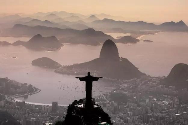 O Rio continua lindo, mas está extremamente violento