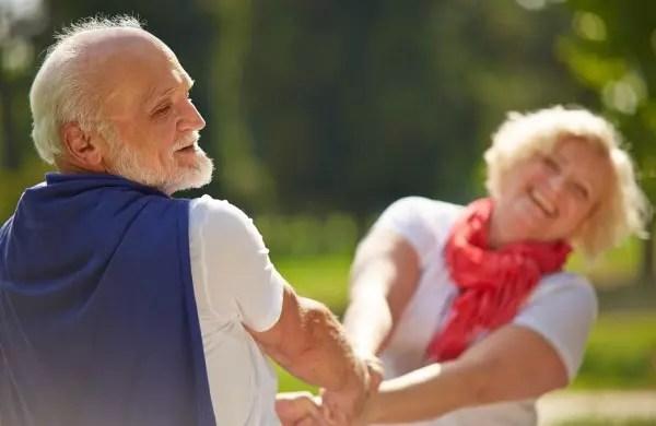 Apenas 30% do envelhecimento é genético, os outros 70% são os hábitos de vida
