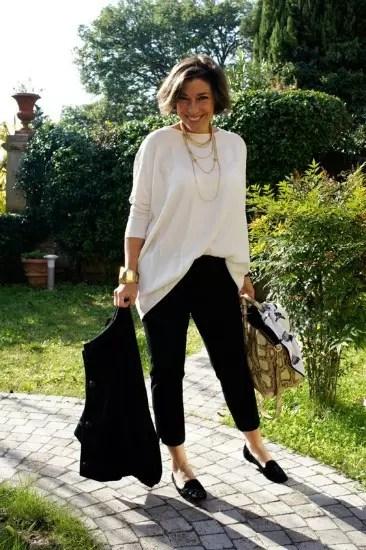Muito charmoso este traje usado por Consuelo Blocker, filha de Costanza Pascolato