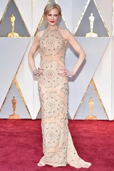 Nicole Kidman: bonita, mas previsível
