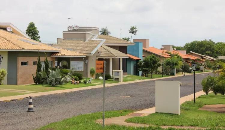 Cidade Madura, na Paraíba, foi um dos primeiros construídos no país