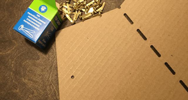 Building instructions pendant lamps w. 3D printed clip