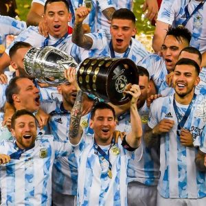Lionel Messi win four honour as Argentina claim first Copa America Title in 28 years messi - FB IMG 1625979466035 300x300 - Copa America: Messi Wins Four Individual Awards As Argentina Claim First Title in 28 Years