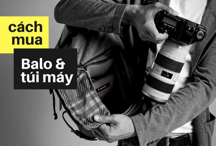 [Mùa II] Chit Chat Nhiếp Ảnh EP 09: Hướng dẫn mua túi máy ảnh cùng 50mm Vietnam