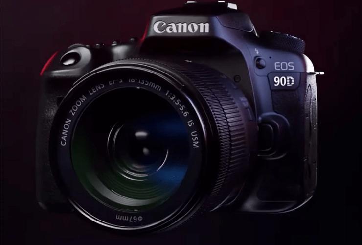 Rò rỉ video giới thiệu Canon EOS 90D: thực sự xứng đáng kế thừa 7D Mark II?   50mm Vietnam