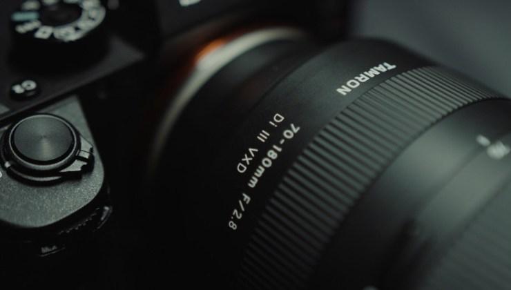 Tamron ra mắt ống tele 70-180mm f/2.8 cho Sony E - Giá cực ổn | 50mm Vietnam