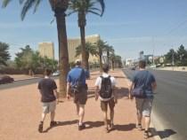 Vegas here we come