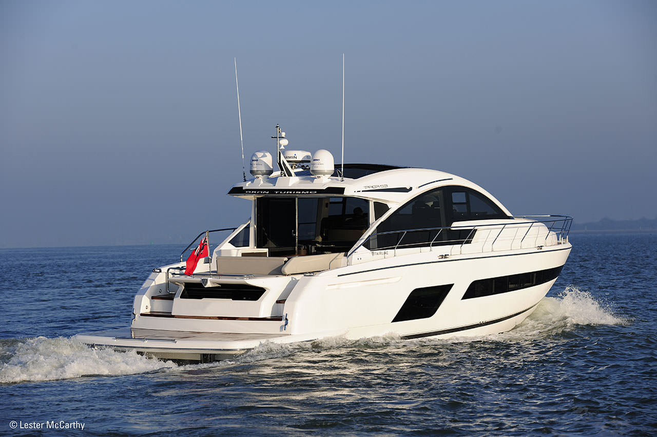 Fairline Yachts For Sale 50 North Yachts