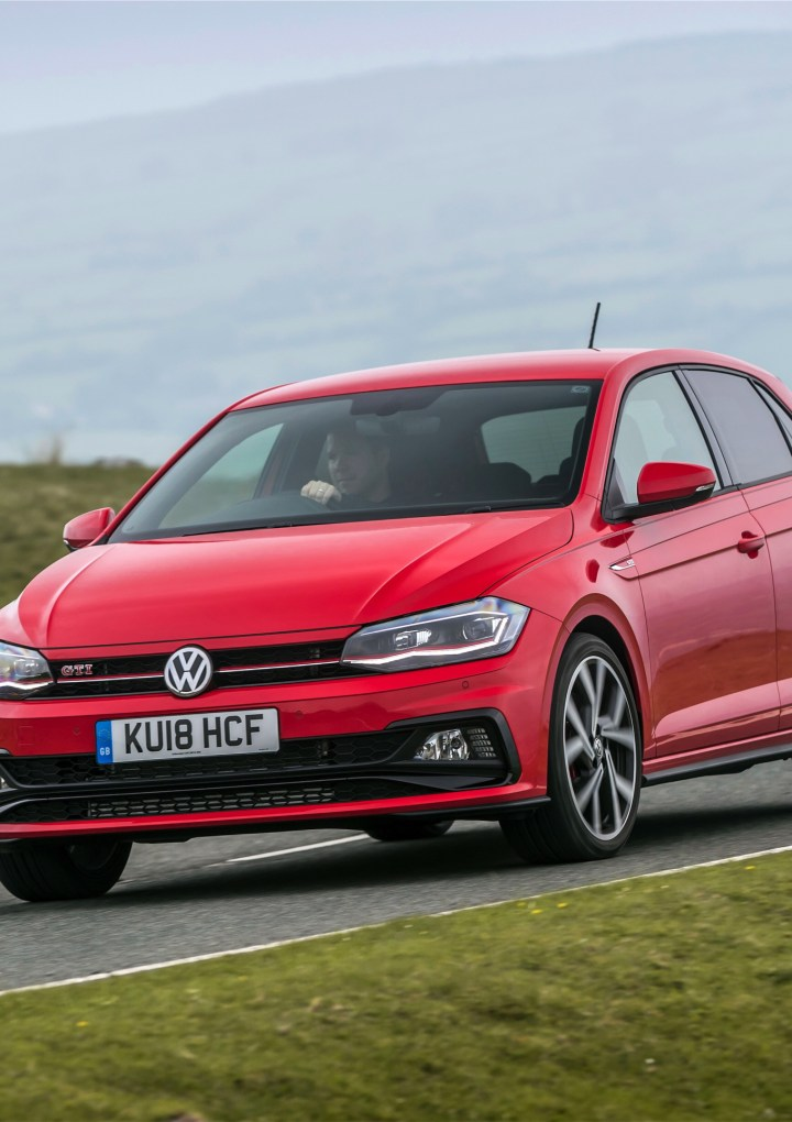 Steve Howarth's Testdrive – Polo GTi