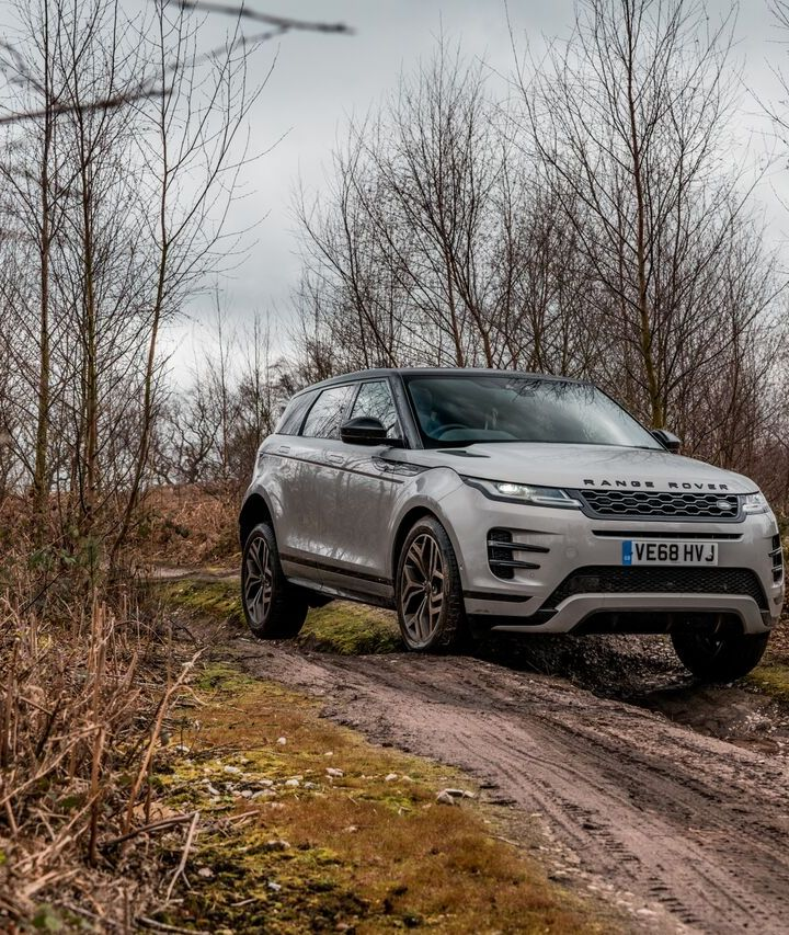 Steve Howarth's Testdrive – Evoque