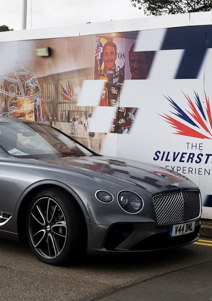 Steve Howarth's Testdrive – Bentley Continental GT