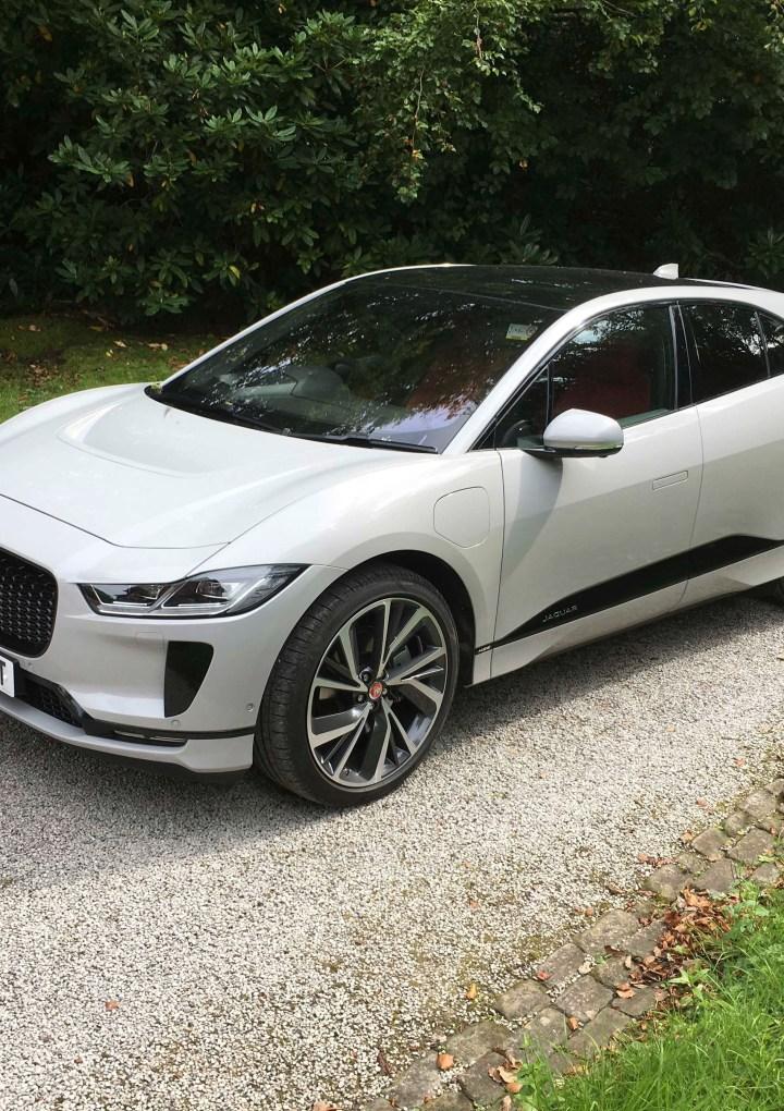 Steve Howarth's Testdrive – Jaguar I-Pace
