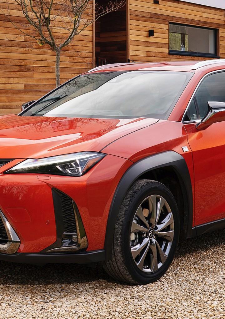 Steve Howarth's Testdrive – Lexus UX Premium