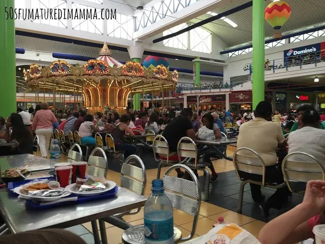 Panama e fast food