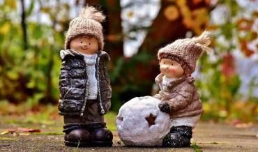 fenomenologia della mamma in inverno