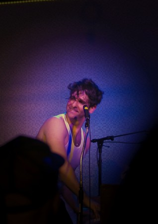 Low Cut Connie at Third Man Records Blue Room