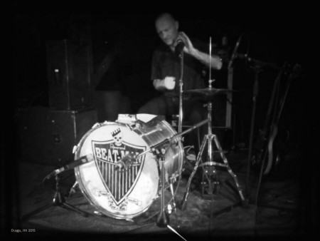 Reverend Beat-Man in Hafenklang, Hamburg