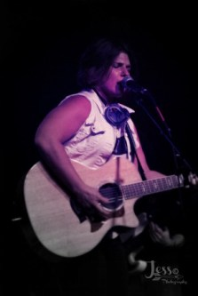 Daphne Willis at The Basement East 11.03.15