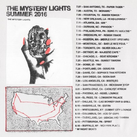 themystery lightssss
