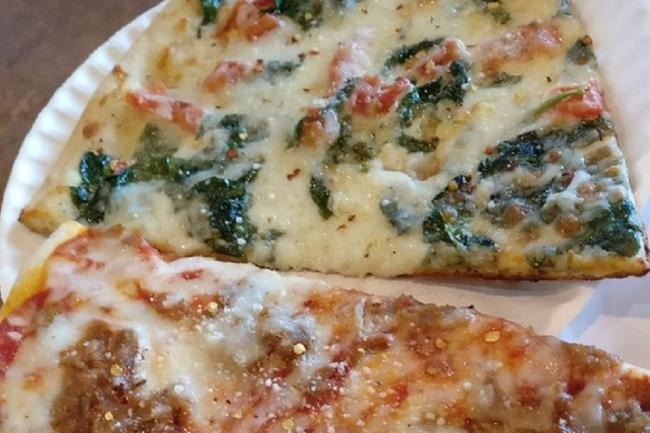 La pizza di Ellicott City