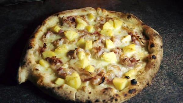 La pizza di Lievito