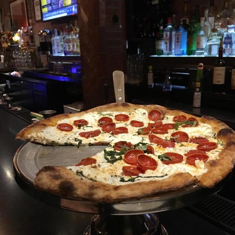 La Pizza di Lombardi's