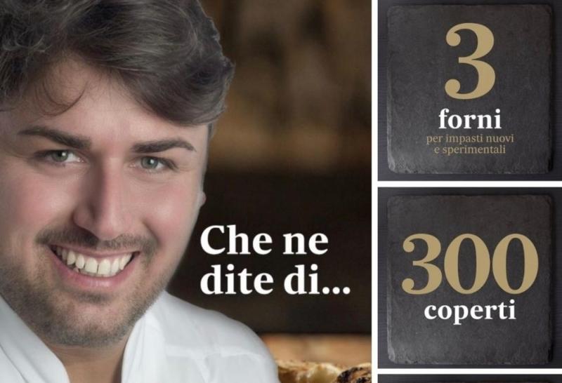 Diego Vitagliano raddoppia con una nuova apertura a Pozzuoli