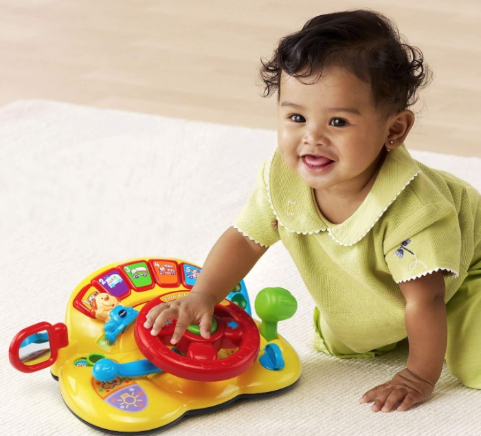 Your young child can test LeapFrog & VTech toys at the lab
