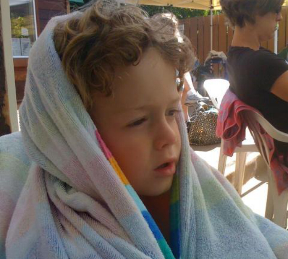 Canyon Swim School offers serious lessons
