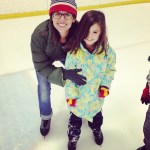 Birthday Party Place: Oakland Ice Rink