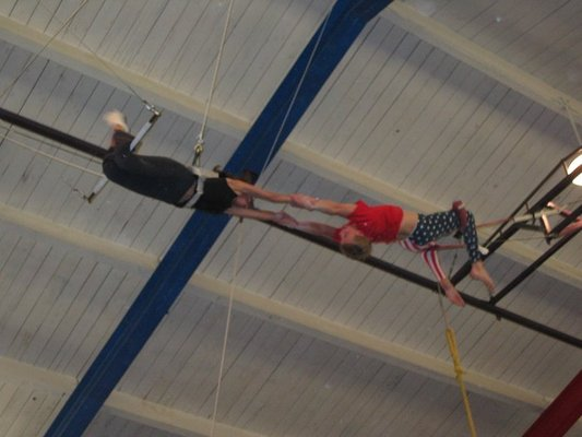trapezeartsoakalnd